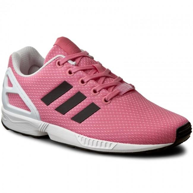 Schuhe adidas - Zx Flux J BB2409 Easpnk/Cblack/Ftwwht WsfO1JP
