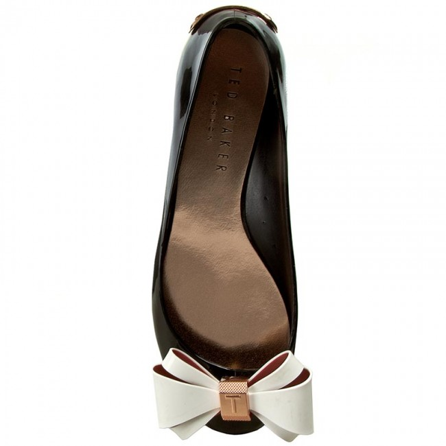276a751a2685 Flats TED BAKER - Julivia 9-15927 Black Cream - Ballerina shoes - Low shoes  - Women s shoes - www.efootwear.eu