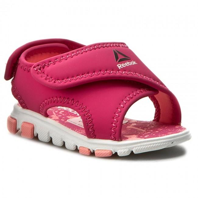 82a75772a Sandals Reebok - Wave Glider II BD4265 Peppy Pink Pink Craze ...