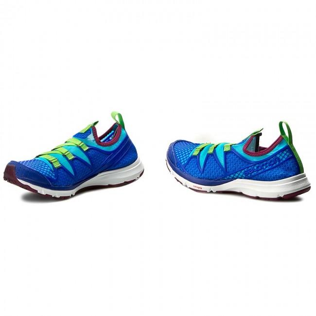 e338a52fca0c Shoes SALOMON - Crossamphibian W 379681 25 V0 Azurin Blue Cobalt Mystic  Purple