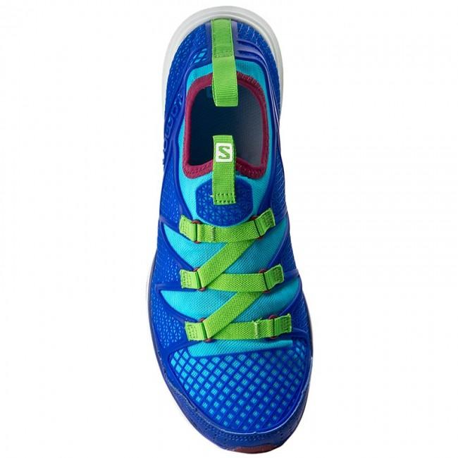 7cb8e76e4610 Shoes SALOMON - Crossamphibian W 379681 25 V0 Azurin Blue Cobalt Mystic  Purple - Water shoes - Sports shoes - Women s shoes - www.efootwear.eu