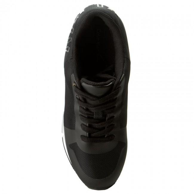 Sneakers CALVIN KLEIN JEANS - Taja R4110 Black Black - Sneakers - Low shoes  - Women s shoes - www.efootwear.eu 9c9dccea1d