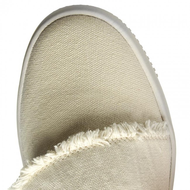 Shoes CALVIN KLEIN JEANS Dale R4060 Off White