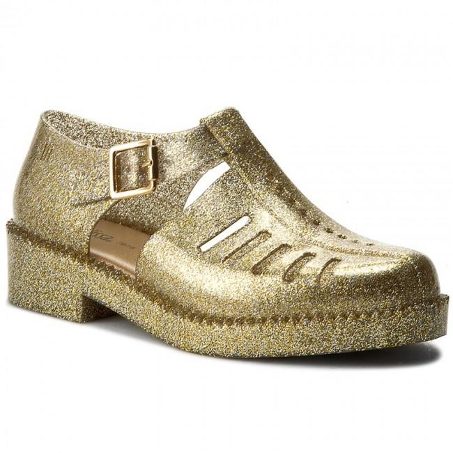 Shoes MELISSA - Aranha 79 16 Ad 31902 Glass Silver Glitter 03586