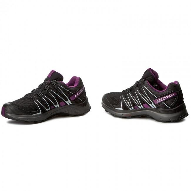 Shoes SALOMON - Xa Lite W 394655 20 V0 Black Magnet Grape Juice ... 7e11b114128