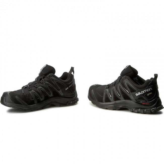 648549932f0f Shoes SALOMON - Xa Pro 3D Gtx GORE-TEX 393322 27 V0 Black Black ...