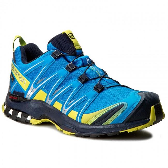 Shoes SALOMON - Xa Pro 3D Gtx GORE-TEX 393321 28 V0 Cloisonne Navy ... 687e8ae088
