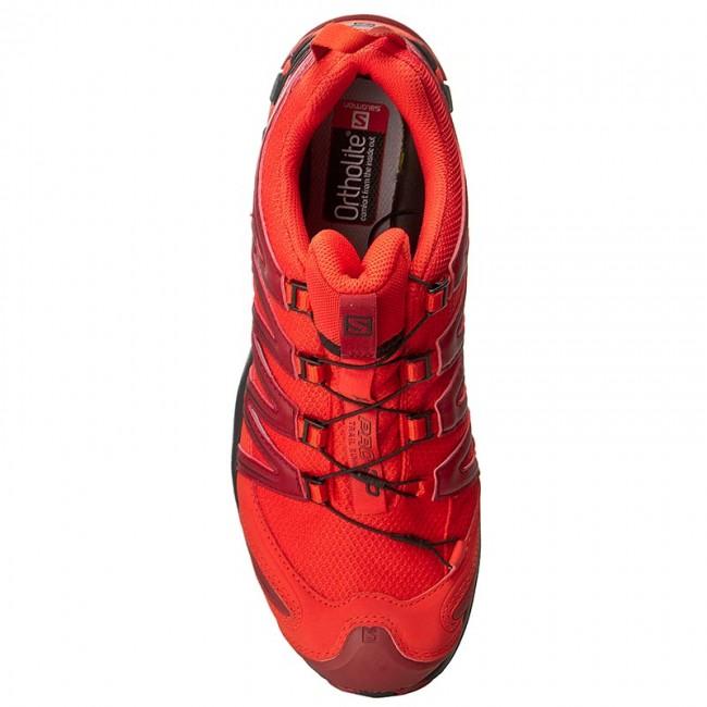 Salomon XA Pro 3D GTX fiery redblackred dalhia