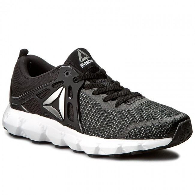 Shoes Reebok - Hexaffect Run 5.0 BD2792 Black/Dust/Wht/Pewter