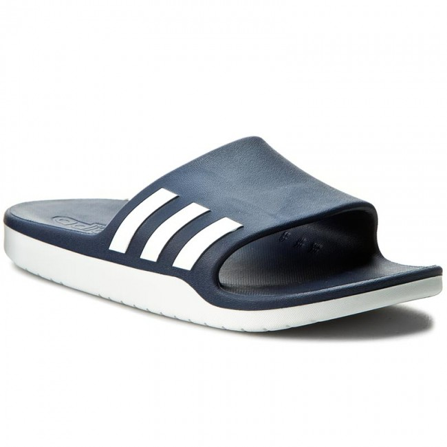 f8f3feb6dcac Slides adidas - Awualette Cf AQ2163 Conavy Ftwwht Conavy - Beach ...