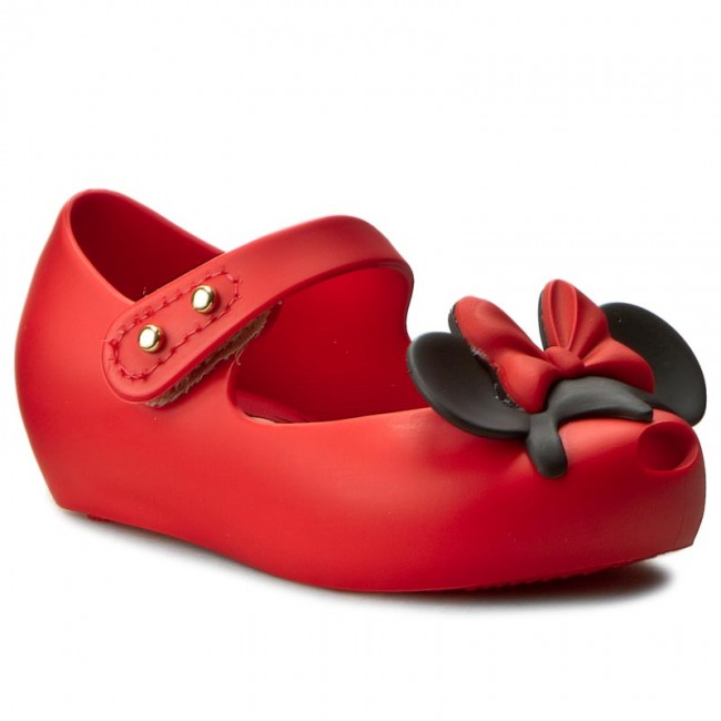 005e6ec6b51b8 Shoes MELISSA - Mini Melissa Ultragirl+Disney 31945 Red Black 50924 ...