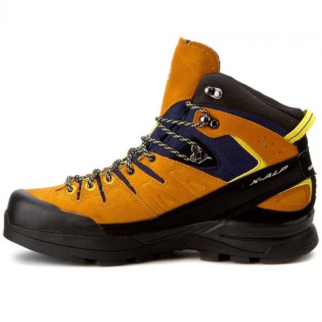 Trekker Boots SALOMON X Alp Mid Ltr GTX GORE TEX 393251 27 NdhHb