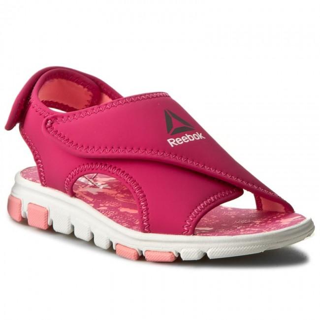 reebok sandals for girls