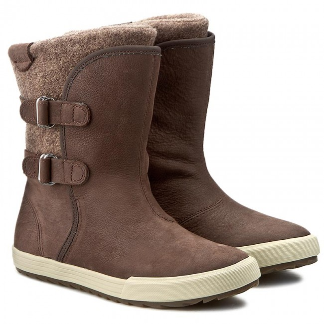 Boots HELLY HANSEN - Maria 109-61.710 Coffe Bean Natura Sperry Gum - Boots  - High boots and others - Women s shoes - www.efootwear.eu bff0a3ae11