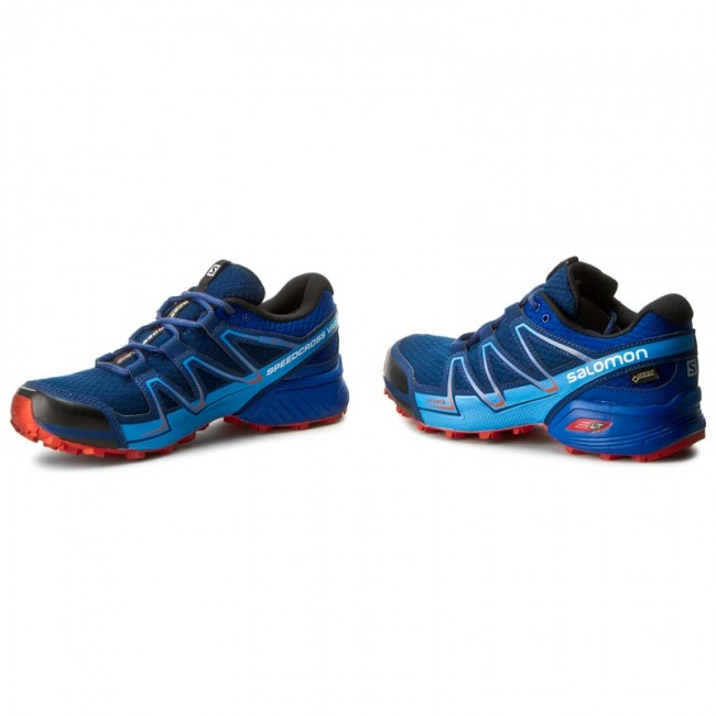 390548 W0 Vario 27 Blue Salomon Speedcross Gtx Shoes Depthblue VpUzMSqLG