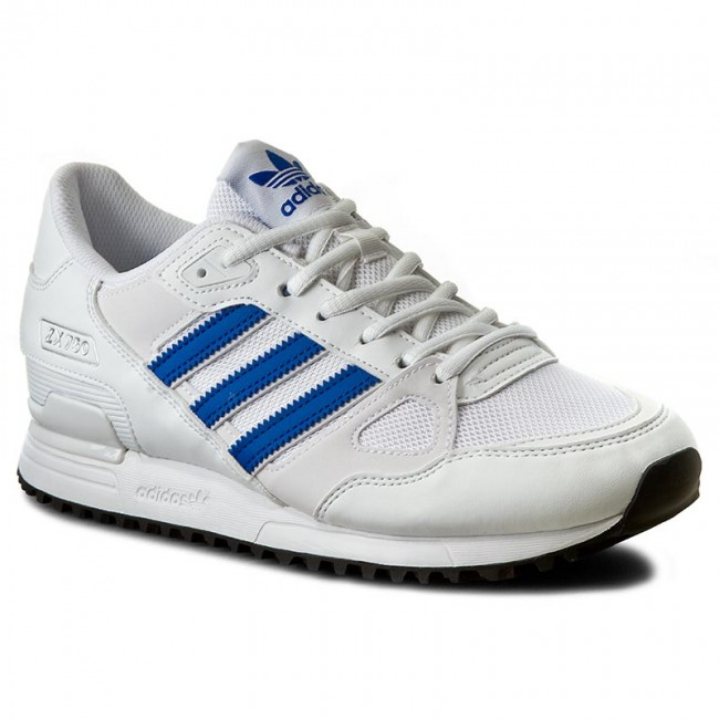 2350a9faf Shoes adidas - Zx 750 BB1218 Ftwwht Blue Cblack - Sneakers - Low ...