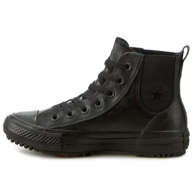 Sneakers CONVERSE Ctas Chelsea Boot Rubber Hi 553264C BlackBlack