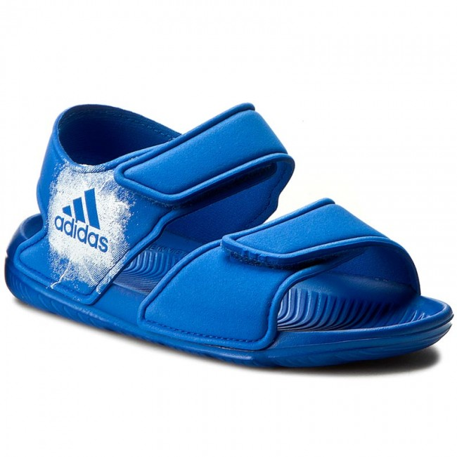 cheap for discount e5cbb 79eab Sandals adidas - AltaSwim C BA9289 BlueFtwwhtFtwwht