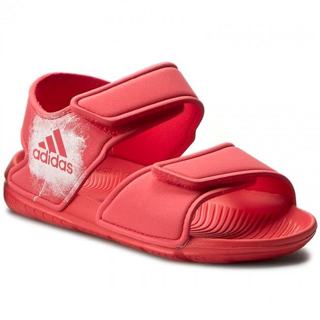 Sandals adidas - AltaSwim C BA7849 Corpink Ftwwht Ftwwht - Sandals ... 4d4302e075f