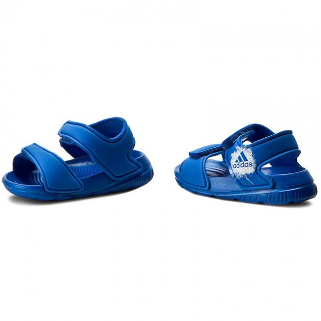 new arrivals 7de57 ffd9e Sandals adidas - AltaSwim I BA9281 BlueFtwwhtFtwwht