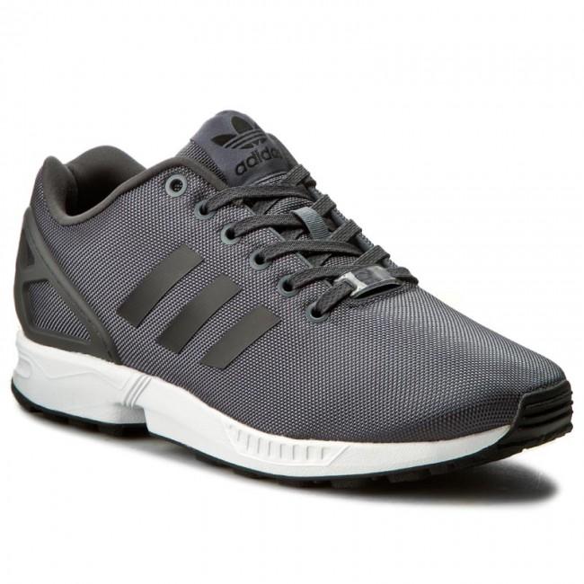 3fe0d799ab08 Shoes adidas - Zx Flux BB2170 Onix Cblack Ftwwht - Sneakers - Low ...