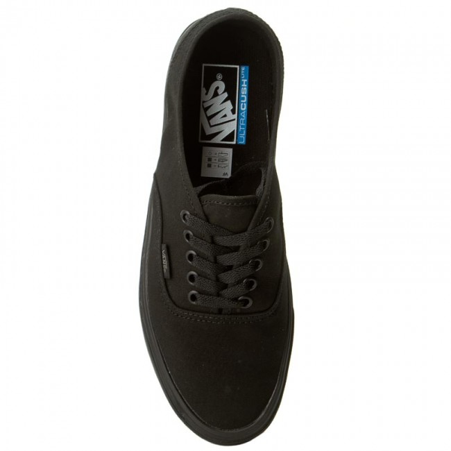 Plimsolls VANS - Authentic Lite VN0A2Z5J186 Black Black - Sneakers - Low  shoes - Women s shoes - www.efootwear.eu f2dc356aba0