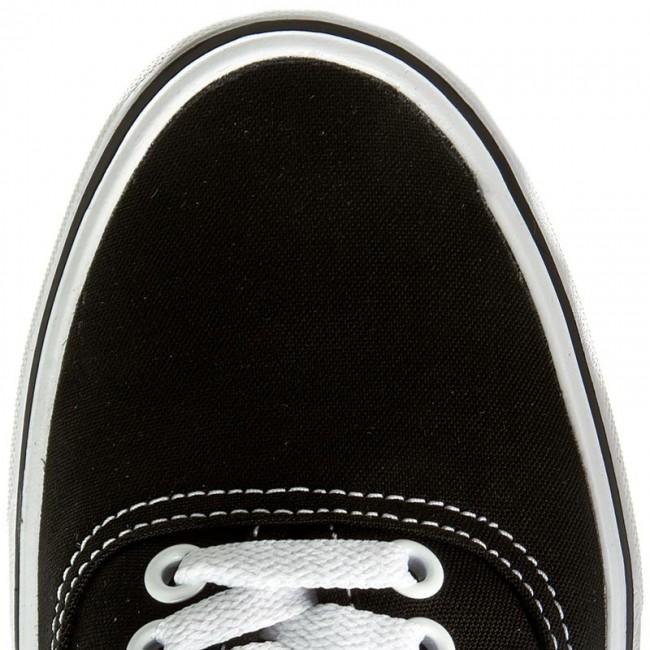 13cf628d63b Plimsolls VANS - Authentic Lite VN0A2Z5J187 (Canvas) Black White - Sneakers  - Low shoes - Women s shoes - www.efootwear.eu