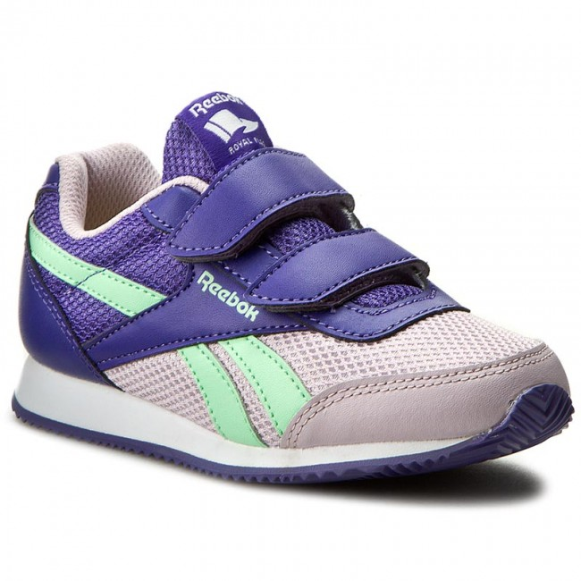 1f123cce04f Shoes Reebok - Royal Cljog 2 2V BD4016 Purple Shell Purple Green ...