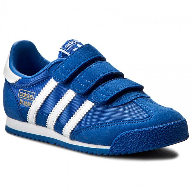 adidas dragon shoes blue