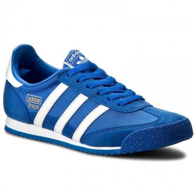 best service 09677 ba5a9 Shoes adidas - Dragon Og J BB2486 BlueFtwwhtBlue
