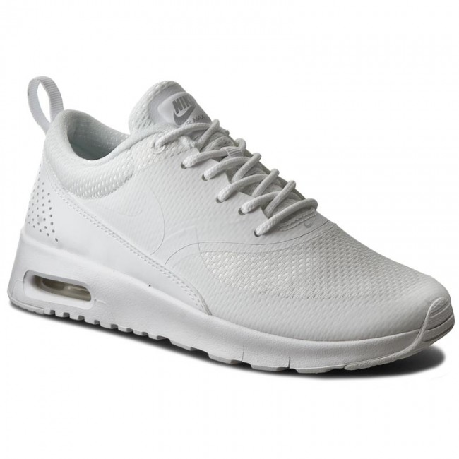 32d7958c94 Shoes NIKE - Air Max Thea (GS) 814444 100 White/White/Metallic ...