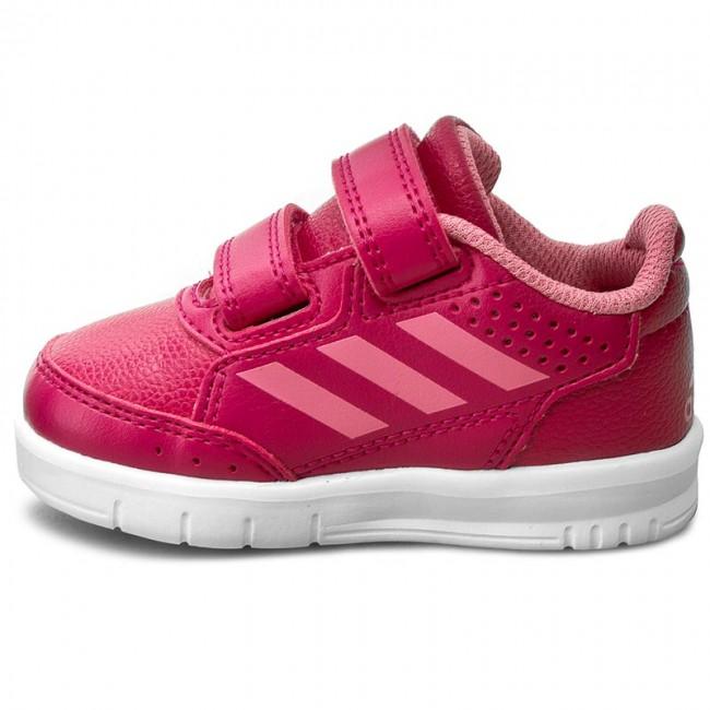 Scarpe Adidas Altasport Cf - Velcro Ba7444 Bopink / Easpn Velcro - Basso c44e26