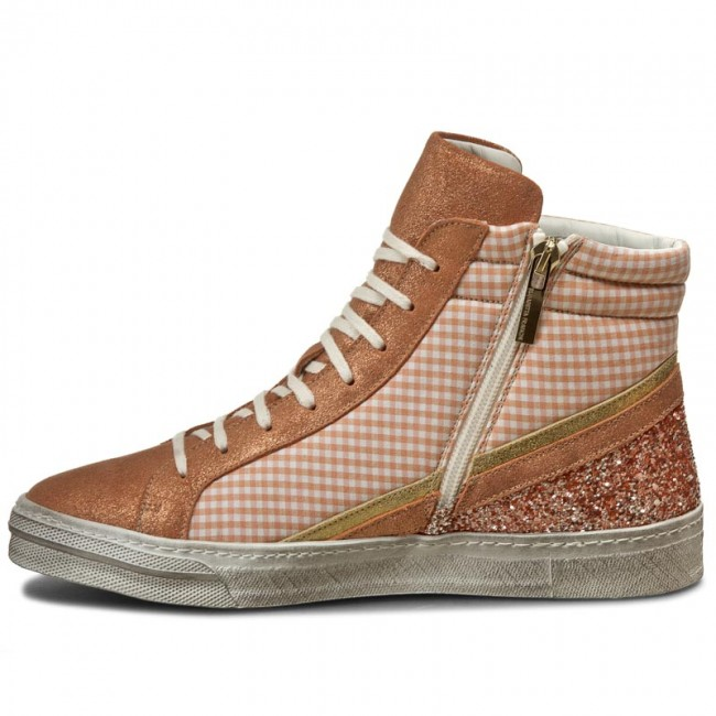 Sneakers ELISABETTA FRANCHI - SA-964-2284-V287 Papaya D90 - Sneakers - Low  shoes - Women s shoes - www.efootwear.eu 5657c0bf755