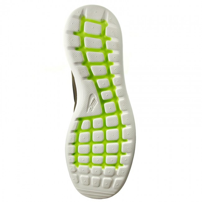 Amazon Nike Roshe Two 2 Womens Light Iron Ore / Volt / Volt