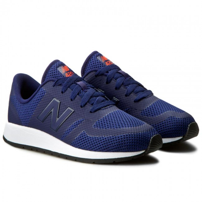 441cc1d00a7d0 Sneakers NEW BALANCE - KFL420VG Navy Blue - Sneakers - Low shoes - Women's  shoes - efootwear.eu