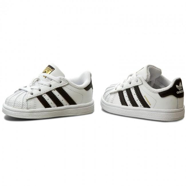 d89f57180 Shoes adidas - Superstar I BB9076 Ftwwht Cblack Ftwwht - Laced shoes ...