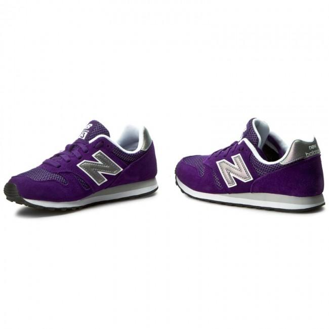 new balance 373 black and purple