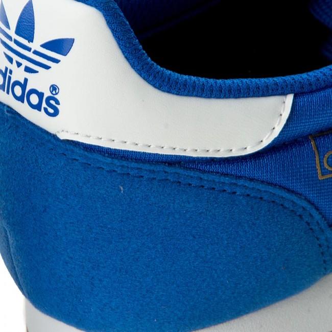 schuhe adidas dragon og bb1269 blau / ftwwht / gum3 turnschuhe niedrig