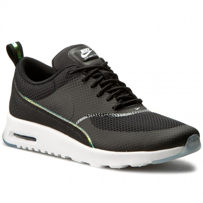79a62b29cd1 Shoes NIKE - Wmns Nike Air Max Thea Prm 616723 014 Black Black Blue ...