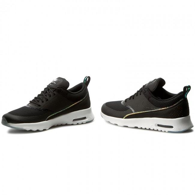 sports shoes 06143 125d3 Shoes NIKE - Wmns Nike Air Max Thea Prm 616723 014 BlackBlackBlue