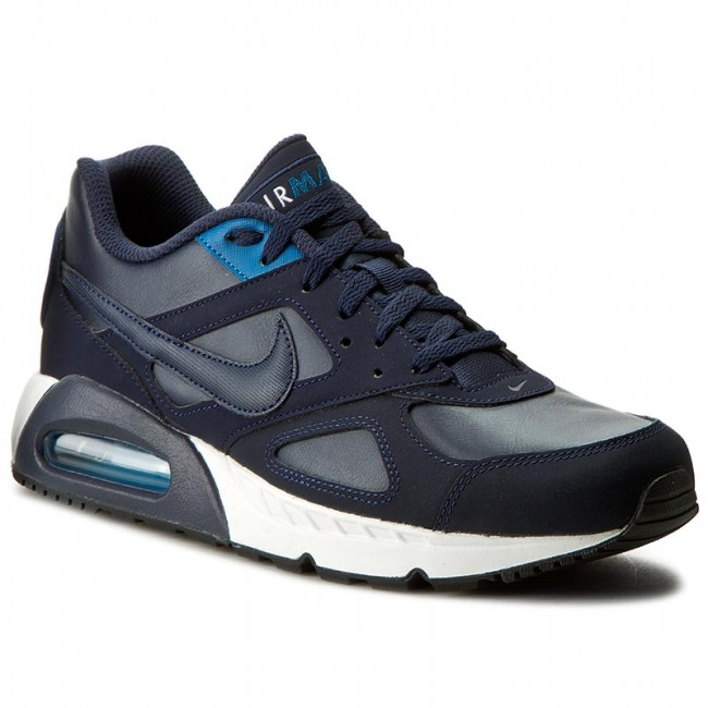 Shoes NIKE - Air Max Ivo ltr 580520 444 Obsidian/Obsidian/Brigde Blue