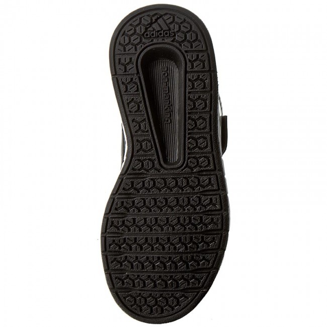 new concept f0020 636e6 Shoes adidas - AltaSport Cf K BA7459 CblackFtwwht - Velcro - Low shoes -  Girl - Kids shoes - www.efootwear.eu