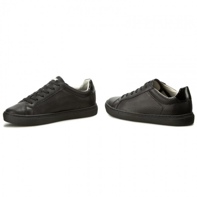 d02675616f Sneakers GEOX - D Trysure A D724C A00085 C9999 Black - Sneakers ...
