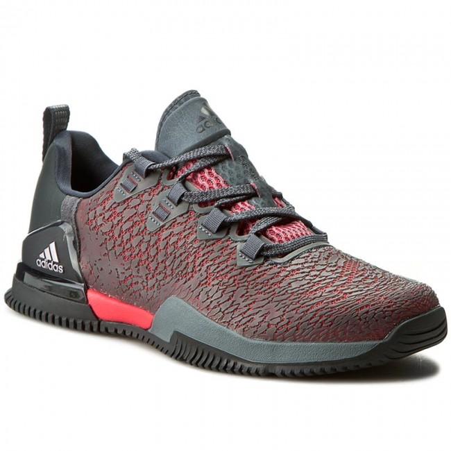 scarpe adidas crazypower tr w bb1556 onix / vagrme fitness sports