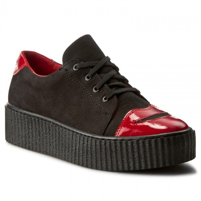 Zapatos Lasocki - Rst-1491-15me Negro 9EjBh