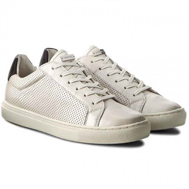 8646b438de Sneakers GEOX - D Trysure A D724CA 000BV C1001 White - Sneakers - Low shoes  - Women's shoes - www.efootwear.eu