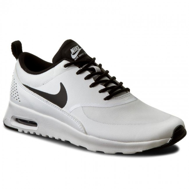 f9df5701507634 Shoes NIKE - Wmns Nike Air Max Thea 599409 102 White Black White ...