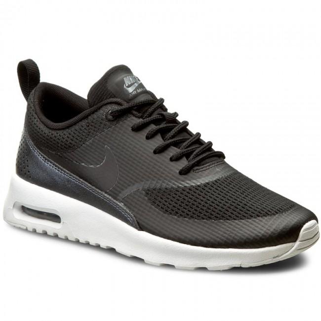 b1e3e74dbf9151 Shoes NIKE - Air Max Thea Txt 819639 004 Black Black - Sneakers ...