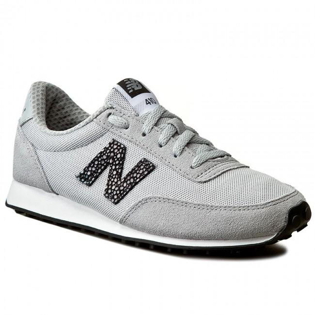 Sneakers NEW BALANCE - WL410BU Grey - Sneakers - Low shoes - Women's ...