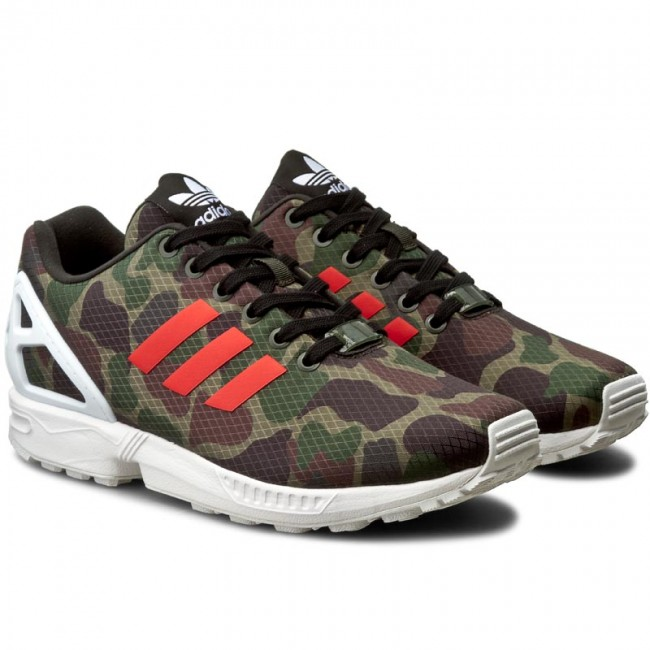 9992f66425029 Shoes adidas - Zx Flux BB2176 Ngtcar Energy Ftwwht - Sneakers - Low shoes -  Men s shoes - www.efootwear.eu